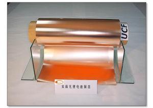Copper Foil Battery