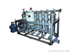 Multistage Backwash Oil Purifier