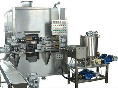 Wafer Roll Device